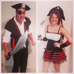 Scariest pirates ever!