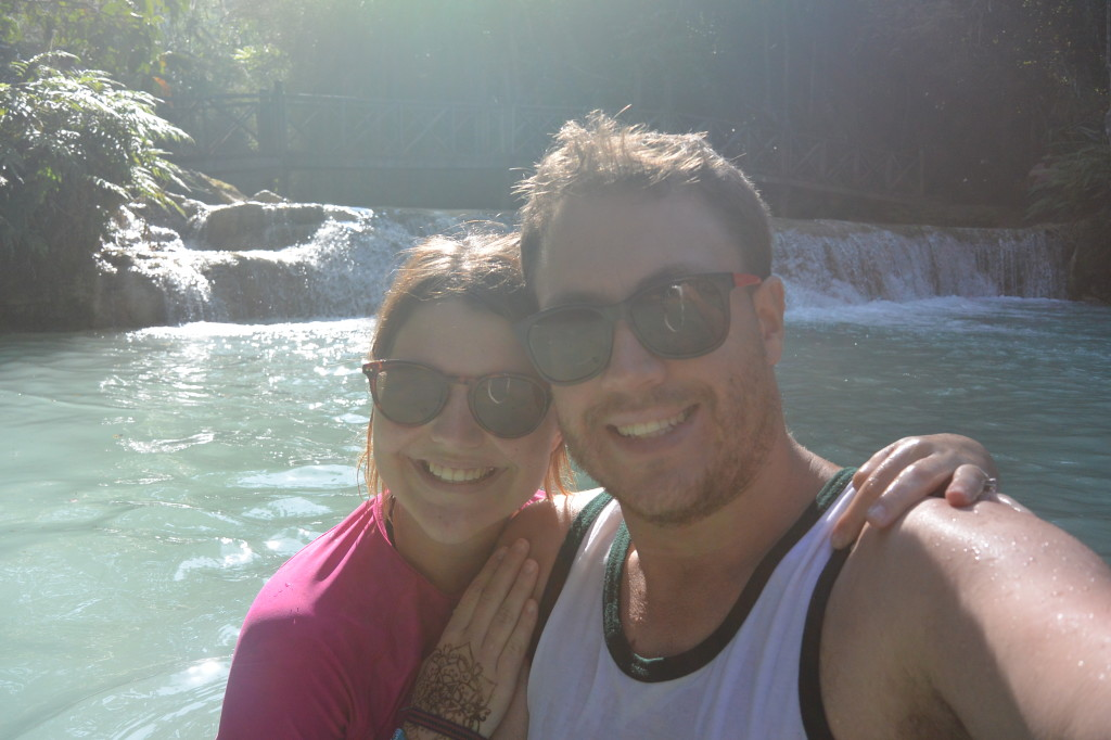 Us at the Falls